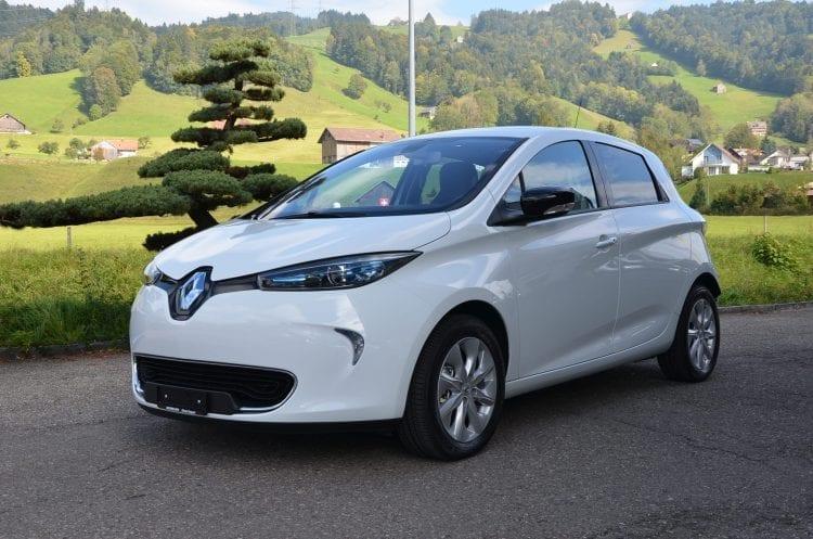 Renault Zoe R240 Life ab 222.-- pro Monat