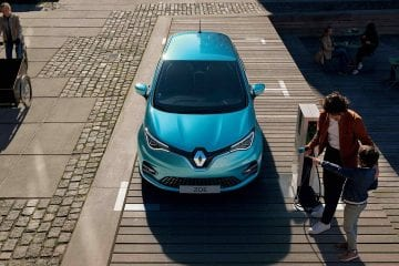 NEW Renault Zoe R135 - 100% Elektrisch... ab September 2019 bei uns erhältlich! - Auto Hermann 2