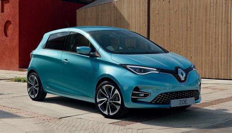 NEW Renault Zoe R135 - 100% Elektrisch... ab September 2019 bei uns erhältlich! - Auto Hermann