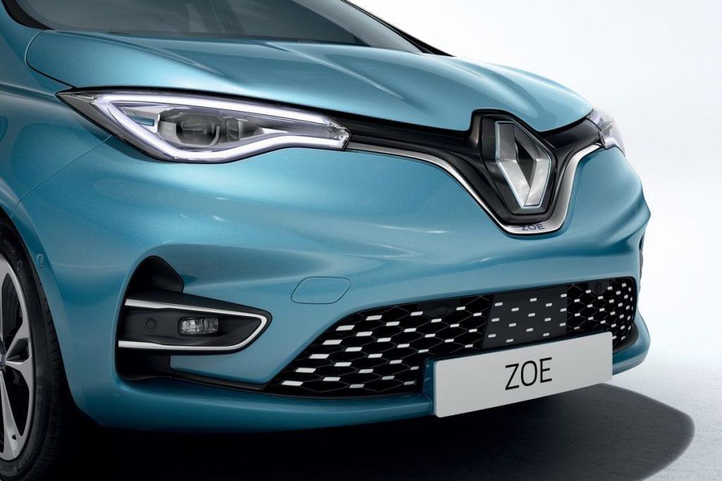 Renault ZOE - Auto Hermann AG 1