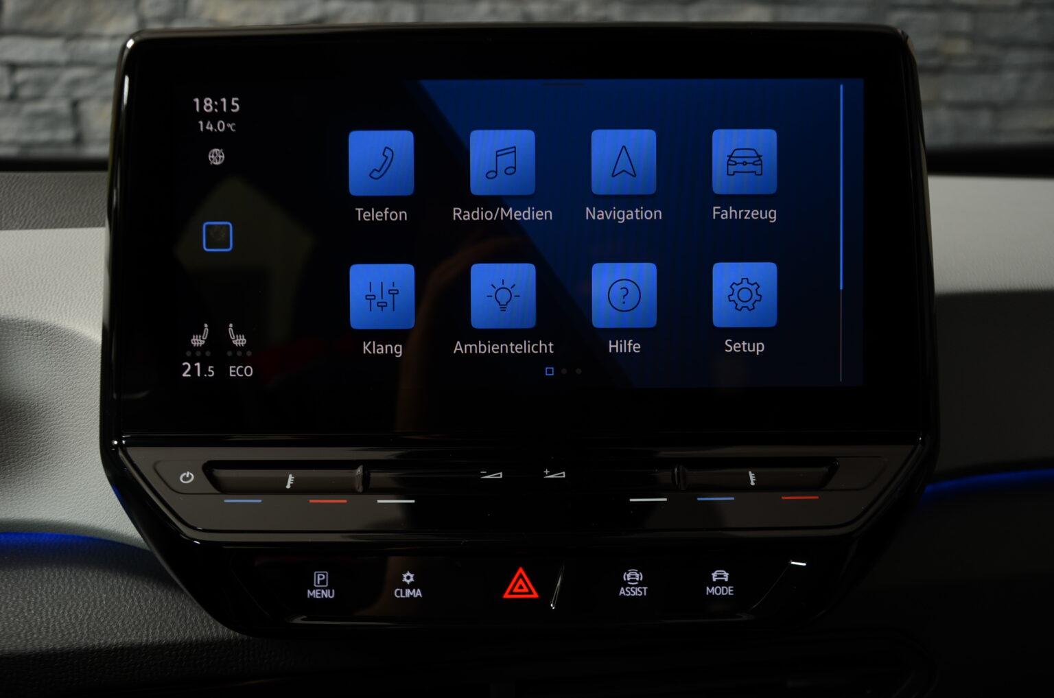 VW ID.3 - ah Auto Hermann AG - Ebnat-Kappel 12