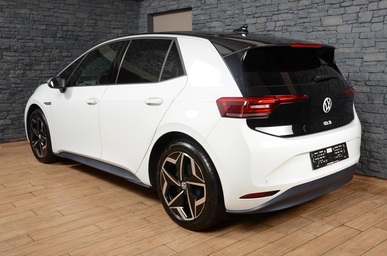 VW ID.3 - ah Auto Hermann AG - Ebnat-Kappel 6