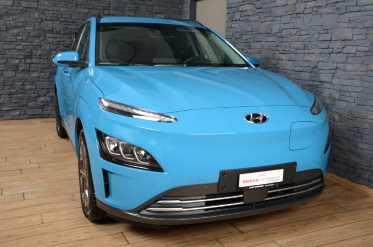 New Hyundai KONA Electric - Facelift 2021 - ah Auto Hermann AG - Ebnat-Kappel 2