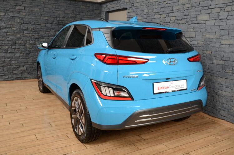 New Hyundai KONA Electric - Facelift 2021 - ah Auto Hermann AG - Ebnat-Kappel 4