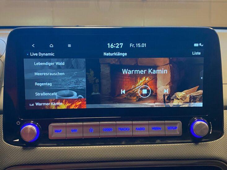 New Hyundai KONA Electric - Facelift 2021 - ah Auto Hermann AG - Ebnat-Kappel 5