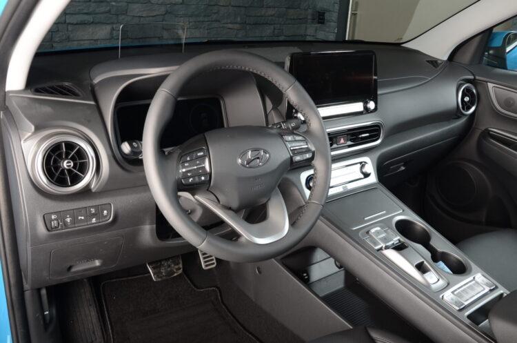 New Hyundai KONA Electric - Facelift 2021 - ah Auto Hermann AG - Ebnat-Kappel 6