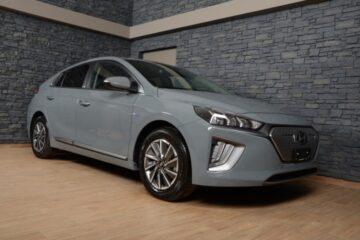 HYUNDAI New Ioniq electric Premium *2021* Aktion - ah Auto Hermann AG - Ebnat-Kappel 29
