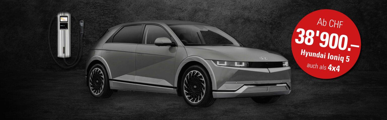 Hyundai New IONIQ 5. - ah Auto Hermann AG - Ebnat-Kappel 3