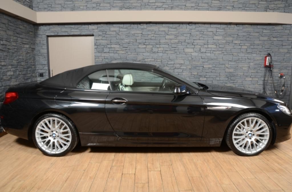 BMW 650i xDrive - ah Auto Hermann AG - Ebnat-Kappel 13