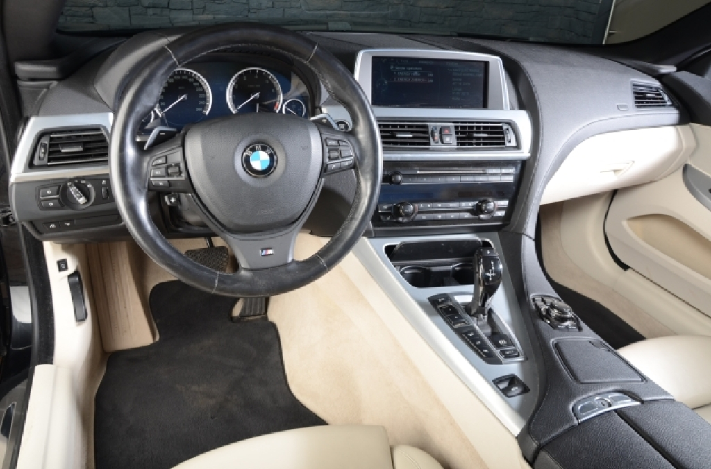 BMW 650i xDrive - ah Auto Hermann AG - Ebnat-Kappel 3