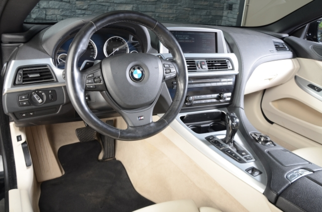 BMW 650i xDrive - ah Auto Hermann AG - Ebnat-Kappel 4