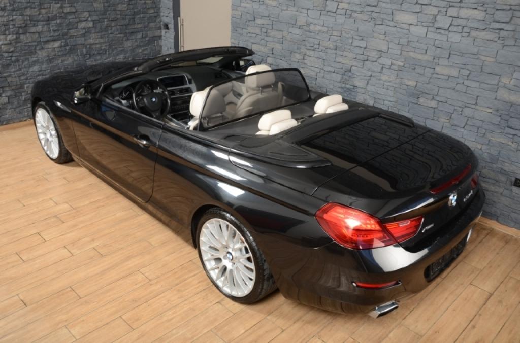 BMW 650i xDrive - ah Auto Hermann AG - Ebnat-Kappel 6