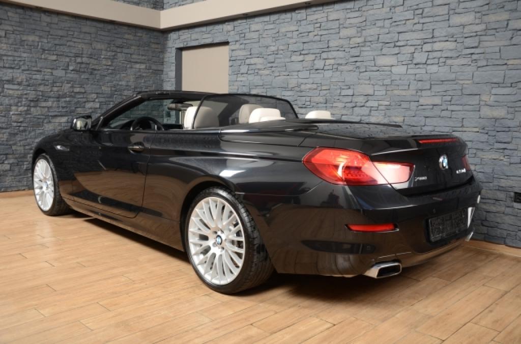 BMW 650i xDrive - ah Auto Hermann AG - Ebnat-Kappel 8