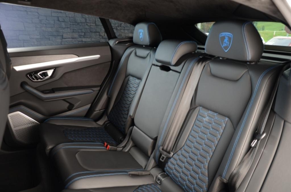 LAMBORGHINI Urus E-Gear - ah Auto Hermann AG - Ebnat-Kappel 4