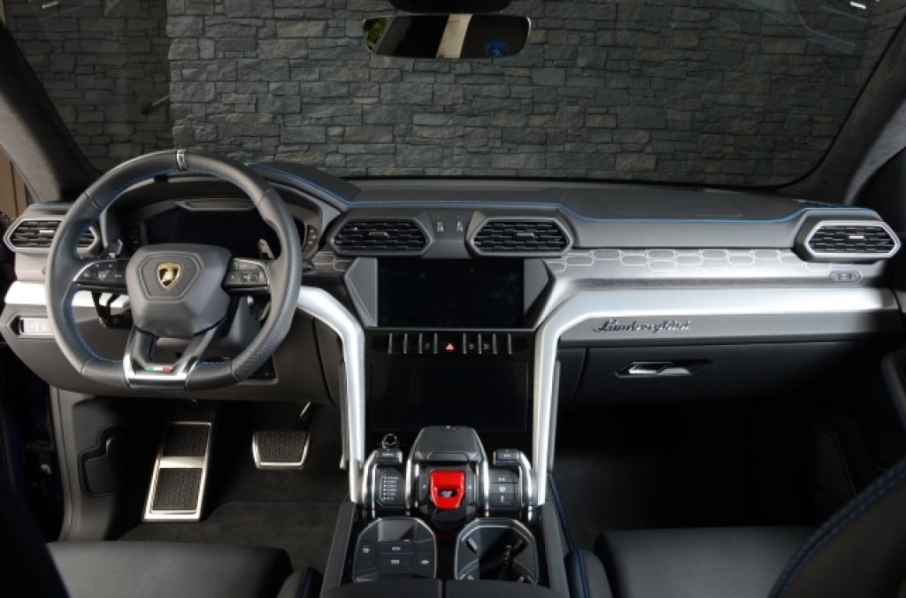 LAMBORGHINI Urus E-Gear - ah Auto Hermann AG - Ebnat-Kappel 6