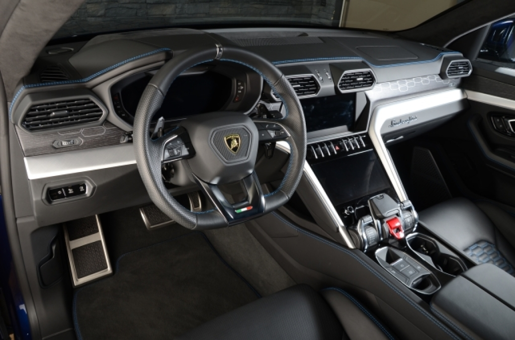 LAMBORGHINI Urus E-Gear - ah Auto Hermann AG - Ebnat-Kappel 7